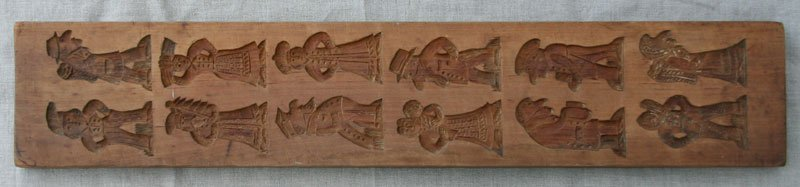 A.B.C. Unknown, Confectionary Molds- Marzipan & Butter - 3