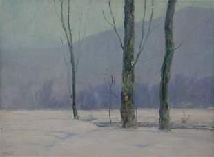 C.N. Grant, Winter