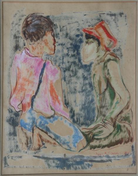 Annette Nancarrow (1907-1992)