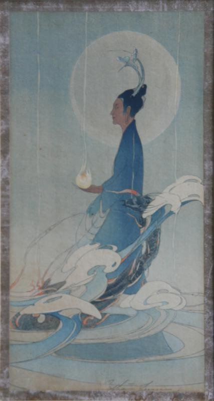 Bertha Lum (1869-1954)