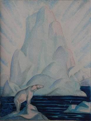 Vadin Chernoff (1888-1954)