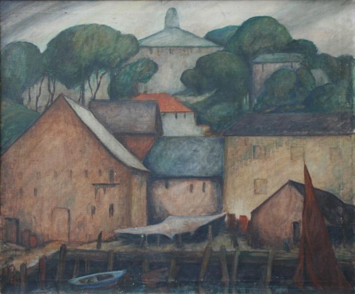 Yarnall Abbott (1870-1938)