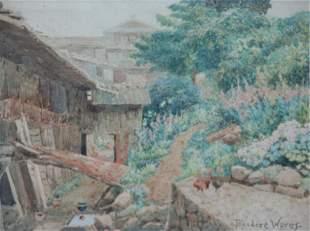 Theodore Wores (1859-1939)