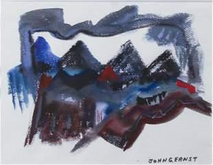 John Ernst (20th Century)