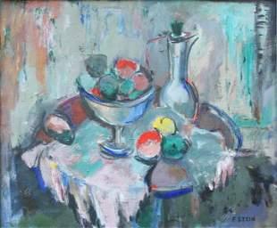 Frances Stein (1903-1986)