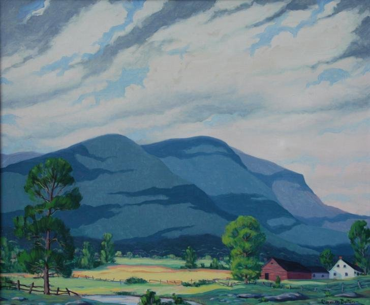 Clarence Bolton (1893-1962)