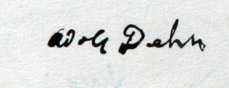 Adolf Dehn (1895-1968) - 3