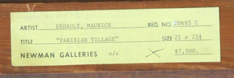 Maurice Esnault (1854-1940) - 5