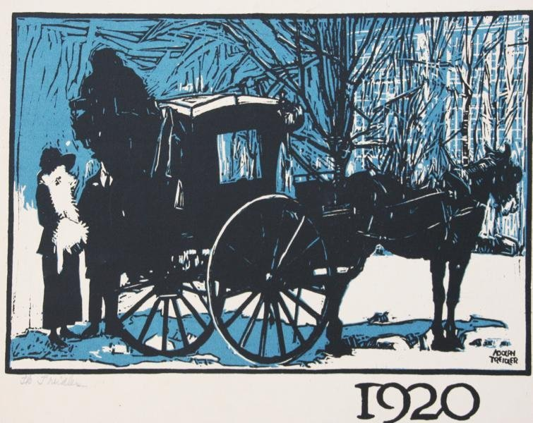 Adolph Treidler (1886-1981) - 2