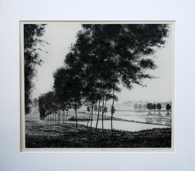April Gornik (b. 1953) - 2