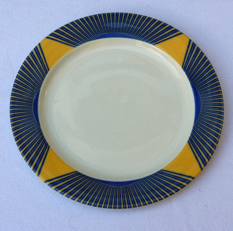 Milton Glaser  Windows on the World Dinnerware
