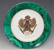 LIMOGES tableware. France, XX century