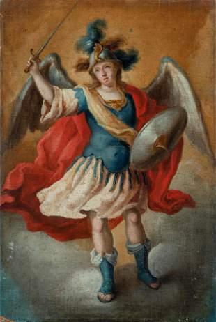 Attributed to JUAN DE ESPINAL (Seville, 1714 - 1783).
