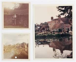 VIVIEN LEIGH. Three photographs from Vivien Leigh's