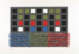 JESÚS RAFAEL SOTO (Venezuela, 1923 - France, 2005).