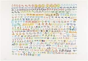 NAM JUNE PAIK (Seoul, 1932 - Miami, 2006). Untitled,