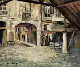 ELISÉE MACLET (Lyons-en-Santerre, 1881 - Paris 1962).