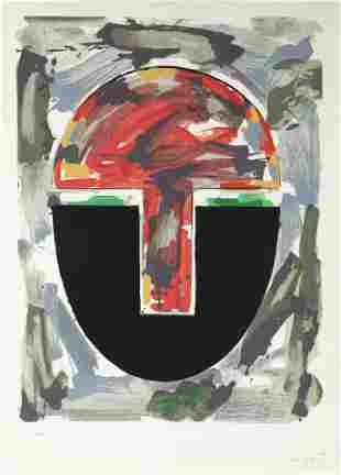 "RAFAEL CANOGAR GÃ""MEZ (Toledo, 1935). Untitled, 1991,"