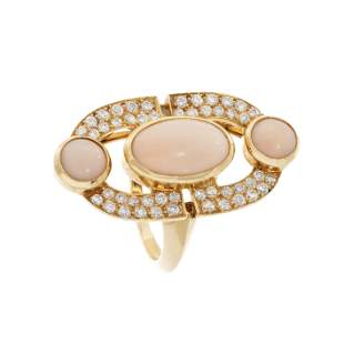 PIAGET ring in 18kt yellow gold.