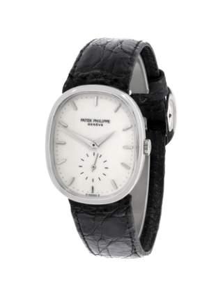 PATEK PHILIPPE Golden Ellipse watch, ref. no. 3948, for