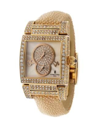 DE GRISOGONO Instrumentino Dual Time watch, n.6703, for