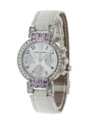 HARRY WINSTON Premier watch, no. ref. 200UCQ32W, for