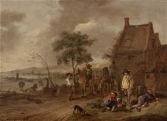PHILIPS WOUVERMAN (Haarlem, Netherlands, 1619 - 1668).