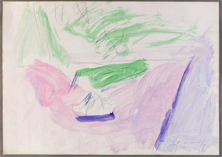 """ALBERT RÀFOLS CASAMADA (Barcelona, 1923-2009). """"Sota"""