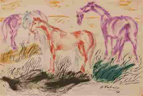 BENJAMIN PALENCIA (Barrax, Albacete, 1894 - Madrid,