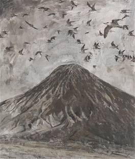 "JAVIER ARTICA (Pamplona, 1984). ""Migration"", 2020."