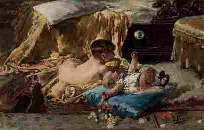 IGNACIO PINAZO CAMARLENCH (Valencia, 1849 - Godella,