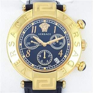 Versace - New Reve Chronograph - Ref: Q5C - Men