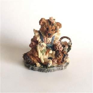 Vintage Boyd Bears and Friends Bailey figurine