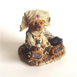 Vintage Boyd Bears and Friends Clara the Nurse figurine