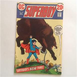 SUPERBOY #192 1972 comic book DC
