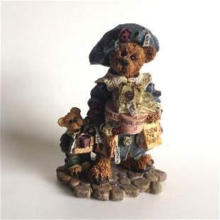 Boyd Bears and Friends Born to shop figurine