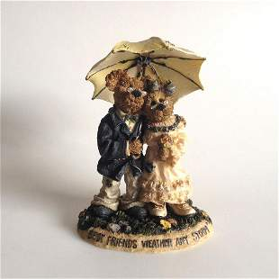Boyd Bears and Friends The Bearstone figurine