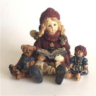 Vintage Yesterday's Child The Dollhouse figurine