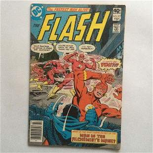 FLASH #287 1980 comic book DC