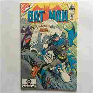 BATMAN #353 1982 comic book DC