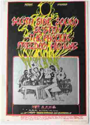 Avalon Ballroom Handbill 9/8-10 1967