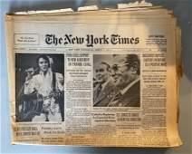 Elvis Presley Aug. 17, 1977 The New York Times