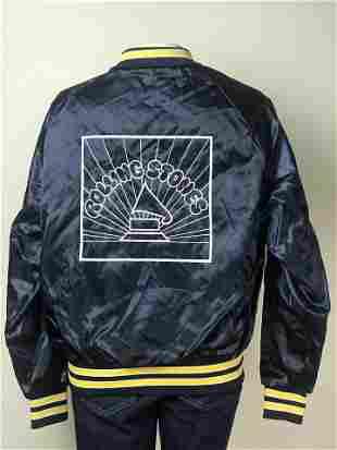 Rolling Stones 1970s Tour Jacket - RARE