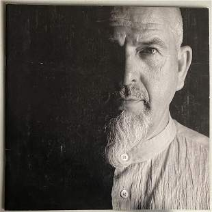 Peter Gabriel 2003 Tour Program