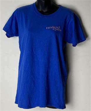 Naked Eyes 1980s Vintage T-shirt