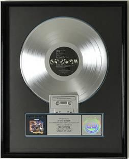 UB40 Labour Of Love RIAA Platinum LP Award