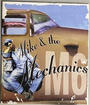Mike & the Mechanics M6 1999 Tour Program w/ Ticket