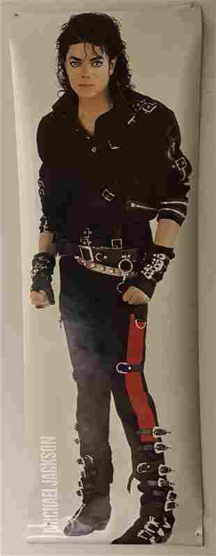 Michael Jackson Vintage 1988 Poster