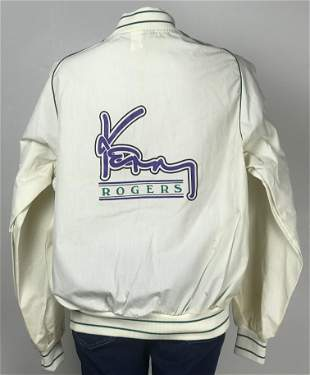 Kenny Rogers 1970s Tour Jacket