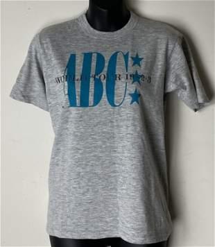 ABC World Tour 1982-83 Vintage T-shirt